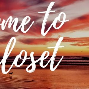 •to my closet•